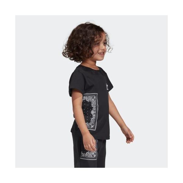 返品可 アディダス公式 ウェア トップス adidas BANDANA Tシャツ|adidas|04