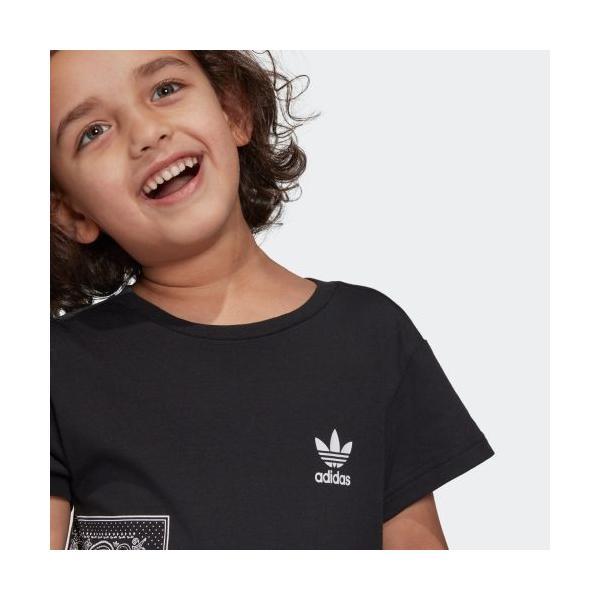 返品可 アディダス公式 ウェア トップス adidas BANDANA Tシャツ|adidas|08