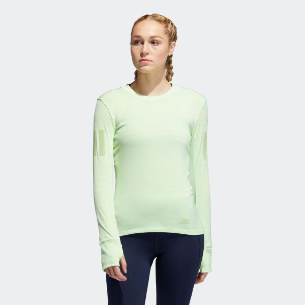 返品可 アディダス公式 ウェア トップス adidas RUNR 長袖TシャツW|adidas