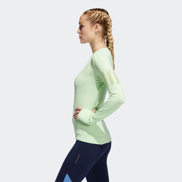 返品可 アディダス公式 ウェア トップス adidas RUNR 長袖TシャツW|adidas|02