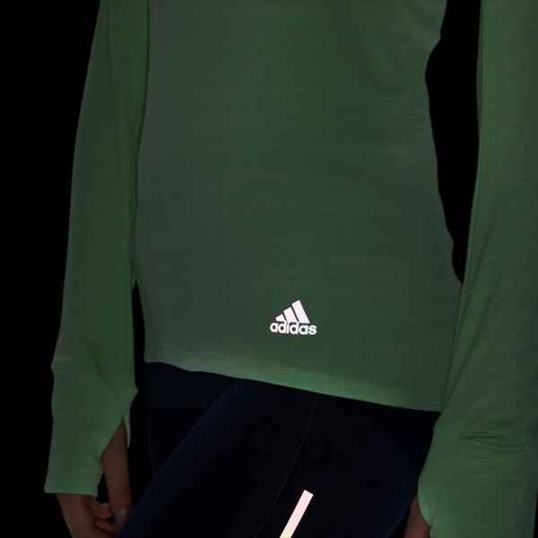 返品可 アディダス公式 ウェア トップス adidas RUNR 長袖TシャツW|adidas|08
