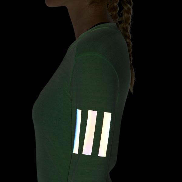 返品可 アディダス公式 ウェア トップス adidas RUNR 長袖TシャツW|adidas|09