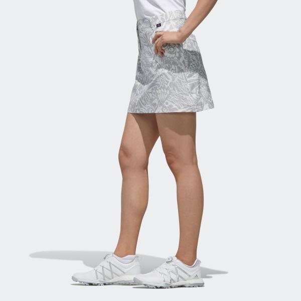 返品可 送料無料 アディダス公式 ウェア ボトムス adidas adicross エスニックプリント スコート 【ゴルフ】|adidas|02