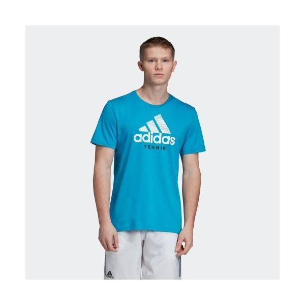 返品可 アディダス公式 ウェア トップス adidas グラフィック Tシャツ adidas