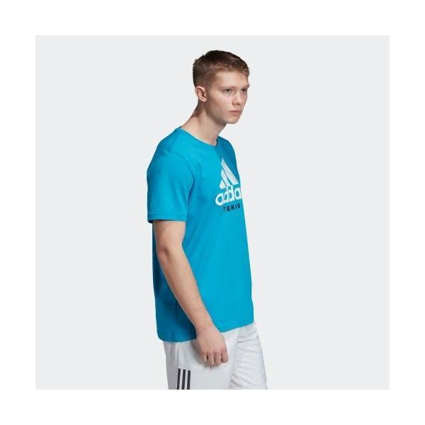 返品可 アディダス公式 ウェア トップス adidas グラフィック Tシャツ adidas 04