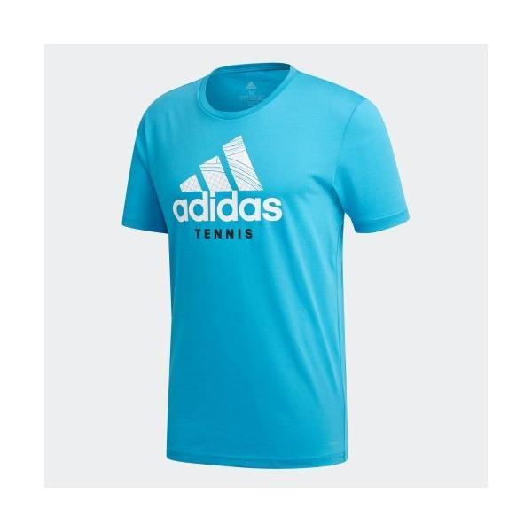 返品可 アディダス公式 ウェア トップス adidas グラフィック Tシャツ adidas 05