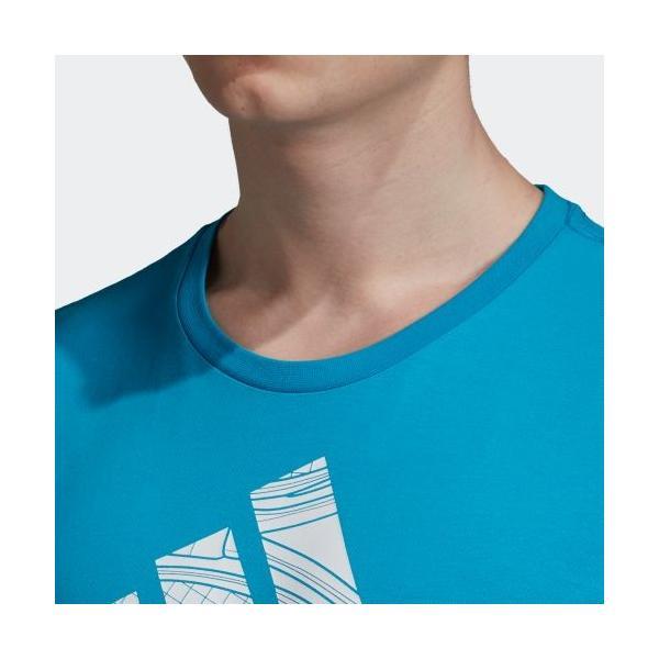 返品可 アディダス公式 ウェア トップス adidas グラフィック Tシャツ adidas 07