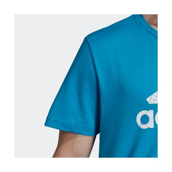 返品可 アディダス公式 ウェア トップス adidas グラフィック Tシャツ adidas 09