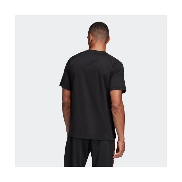 全品送料無料! 08/14 17:00〜08/22 16:59 セール価格 アディダス公式 ウェア トップス adidas TANGO STREET テープTシャツ adidas 03