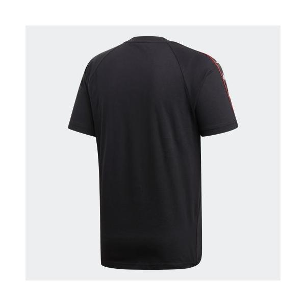 全品送料無料! 08/14 17:00〜08/22 16:59 セール価格 アディダス公式 ウェア トップス adidas TANGO STREET テープTシャツ adidas 06
