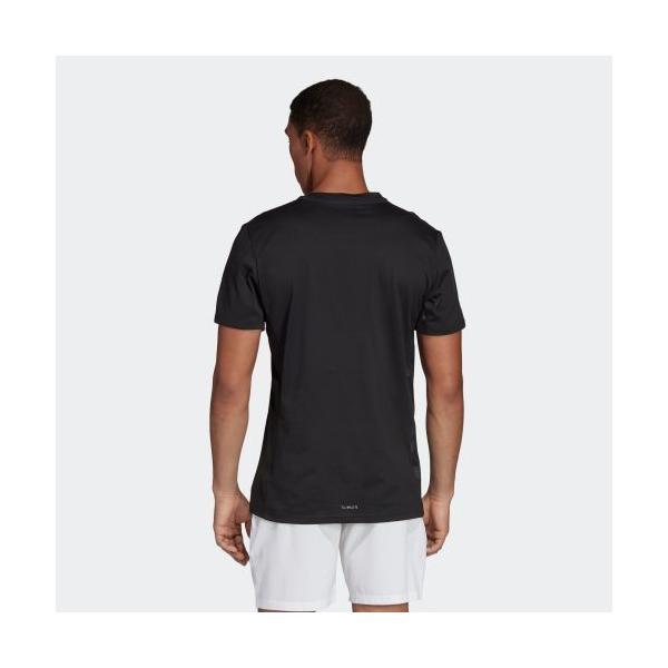全品ポイント15倍 07/19 17:00〜07/22 16:59 31%OFF アディダス公式 ウェア トップス adidas ESCOUADE Tシャツ adidas 03