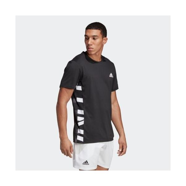 全品ポイント15倍 07/19 17:00〜07/22 16:59 31%OFF アディダス公式 ウェア トップス adidas ESCOUADE Tシャツ adidas 04