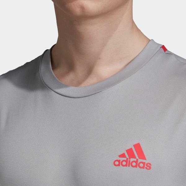 セール価格 アディダス公式 ウェア トップス adidas ESCOUADE Tシャツ|adidas|09