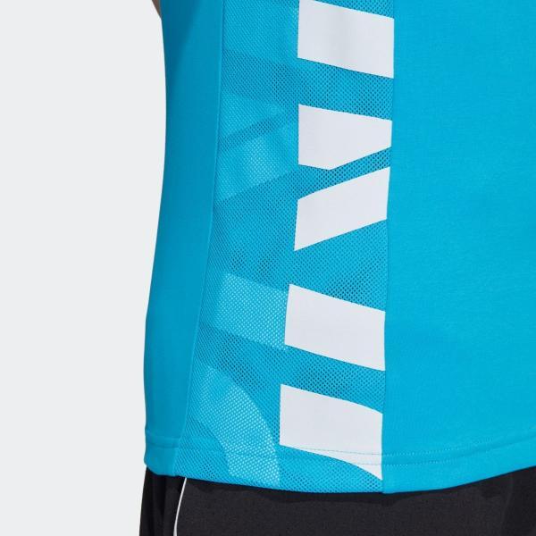 全品送料無料! 07/19 17:00〜07/26 16:59 31%OFF アディダス公式 ウェア トップス adidas ESCOUADE Tシャツ adidas 09
