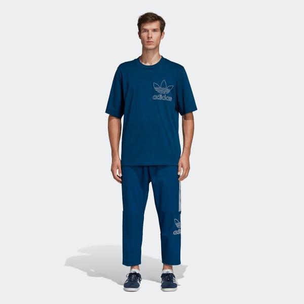 返品可 アディダス公式 ウェア トップス adidas OUTLINE TEE|adidas|05