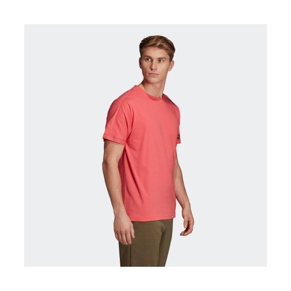 33%OFF アディダス公式 ウェア トップス adidas M adidas Z.N.E. Tシャツ adidas 04
