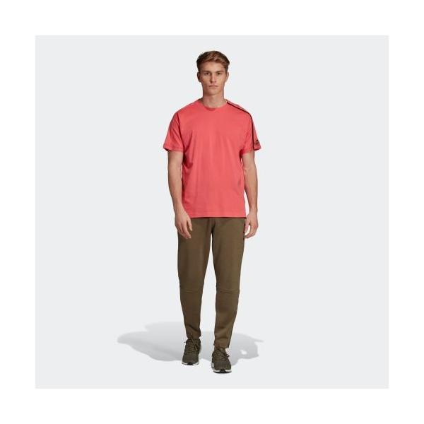33%OFF アディダス公式 ウェア トップス adidas M adidas Z.N.E. Tシャツ adidas 07