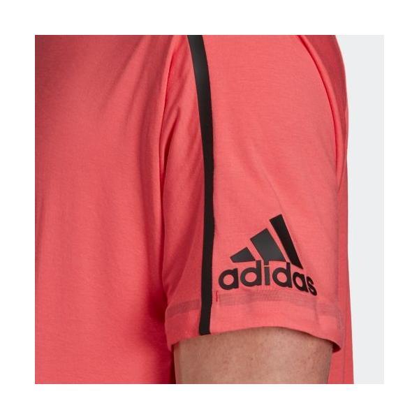33%OFF アディダス公式 ウェア トップス adidas M adidas Z.N.E. Tシャツ adidas 09