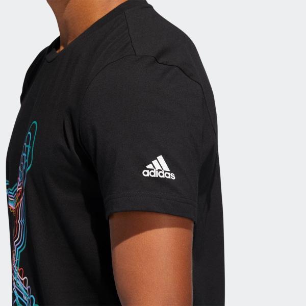 期間限定 さらに40%OFF 8/22 17:00〜8/26 16:59 アディダス公式 ウェア トップス adidas プリントTシャツ|adidas|08