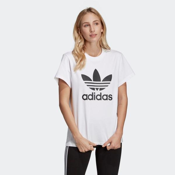 全品ポイント15倍 07/19 17:00〜07/22 16:59 返品可 アディダス公式 ウェア トップス adidas トレフォイル 半袖Tシャツ / Trefoil Tee|adidas|03