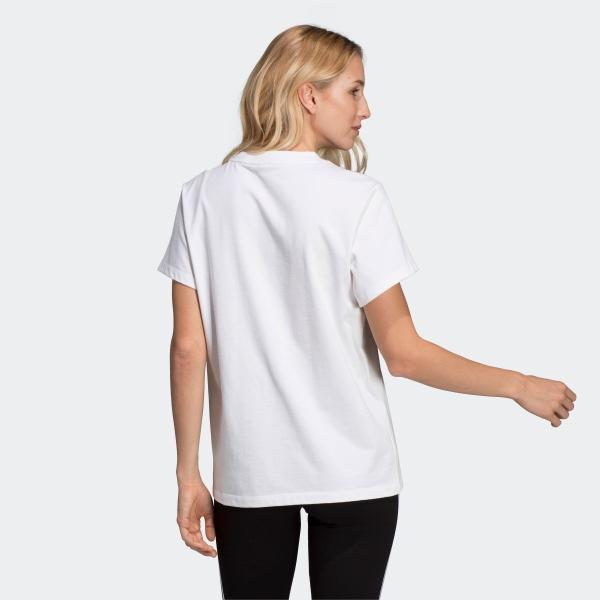 全品ポイント15倍 07/19 17:00〜07/22 16:59 返品可 アディダス公式 ウェア トップス adidas トレフォイル 半袖Tシャツ / Trefoil Tee|adidas|05