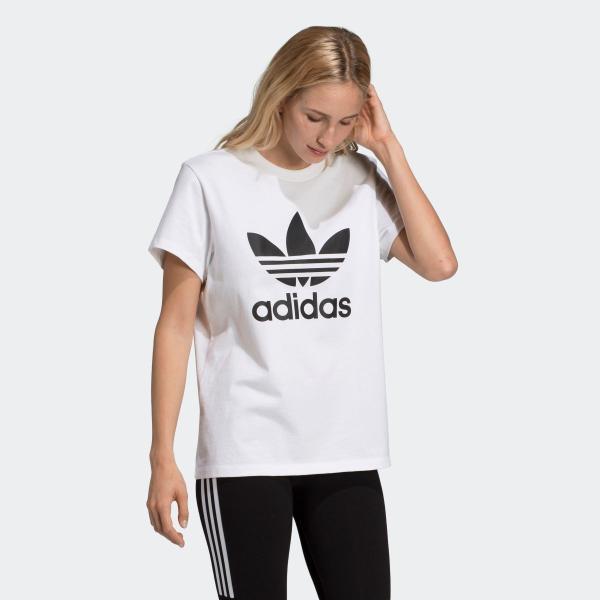 全品ポイント15倍 07/19 17:00〜07/22 16:59 返品可 アディダス公式 ウェア トップス adidas トレフォイル 半袖Tシャツ / Trefoil Tee|adidas|06