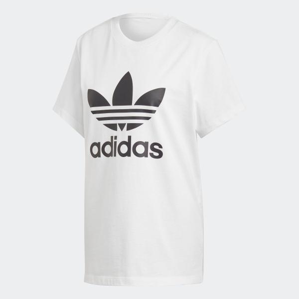 全品ポイント15倍 07/19 17:00〜07/22 16:59 返品可 アディダス公式 ウェア トップス adidas トレフォイル 半袖Tシャツ / Trefoil Tee|adidas|07