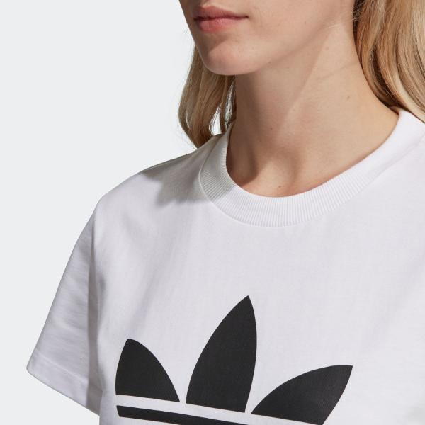全品ポイント15倍 07/19 17:00〜07/22 16:59 返品可 アディダス公式 ウェア トップス adidas トレフォイル 半袖Tシャツ / Trefoil Tee|adidas|09