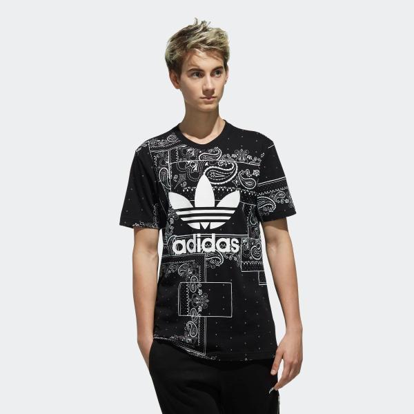 セール価格 アディダス公式 ウェア トップス adidas BANDANA Tシャツ adidas
