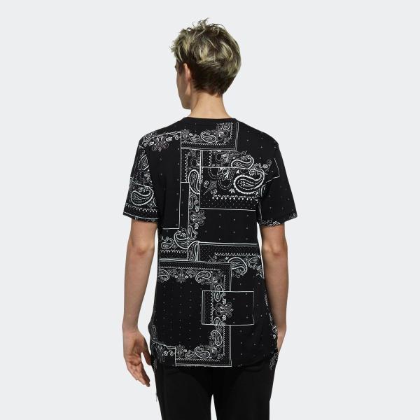 セール価格 アディダス公式 ウェア トップス adidas BANDANA Tシャツ adidas 03