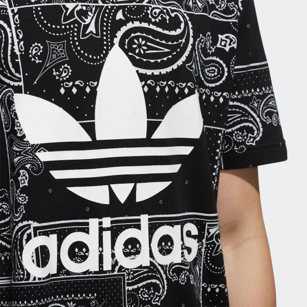 セール価格 アディダス公式 ウェア トップス adidas BANDANA Tシャツ adidas 07