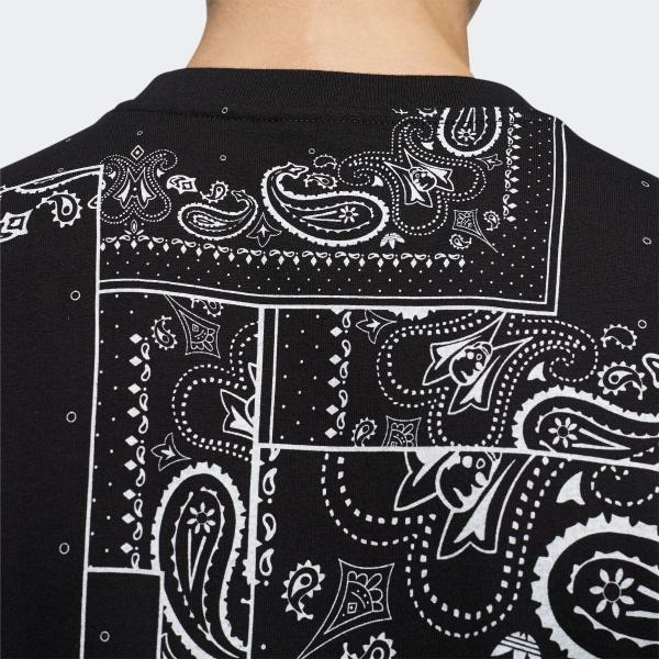 セール価格 アディダス公式 ウェア トップス adidas BANDANA Tシャツ adidas 09