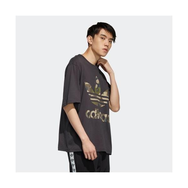 セール価格 アディダス公式 ウェア トップス adidas CAMO OS TEE|adidas|04