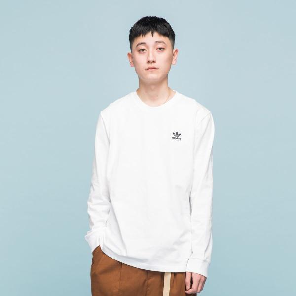 返品可 アディダス公式 ウェア トップス adidas AC ワッペン 長袖 Tシャツ p0924|adidas