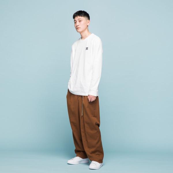 返品可 アディダス公式 ウェア トップス adidas AC ワッペン 長袖 Tシャツ p0924|adidas|02