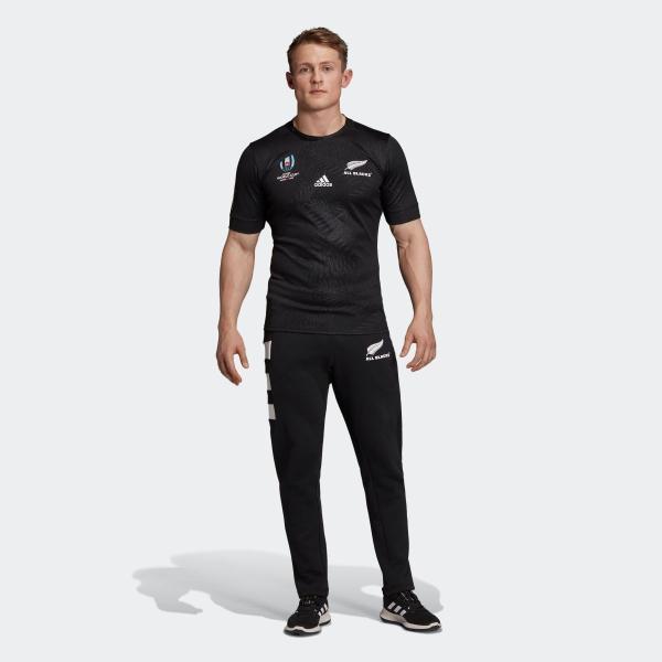 返品可 送料無料 アディダス公式 ウェア トップス adidas オールブラックス RWC レプリカジャージ|adidas|05