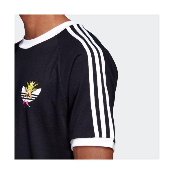 全品ポイント15倍 07/19 17:00〜07/22 16:59 セール価格 アディダス公式 ウェア トップス adidas TANAAMI / CALI Tシャツ|adidas|08