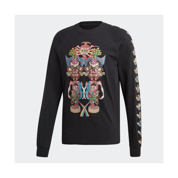 全品送料無料! 6/21 17:00〜6/27 16:59 31%OFF アディダス公式 ウェア トップス adidas TANAAMI / CALI 長袖 Tシャツ|adidas|05