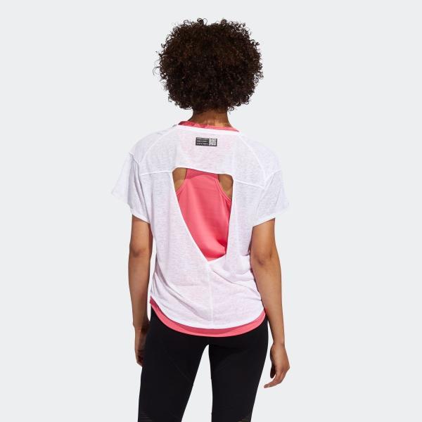 全品送料無料! 08/14 17:00〜08/22 16:59 返品可 アディダス公式 ウェア トップス adidas ADAPT 2in1 TシャツW|adidas|03