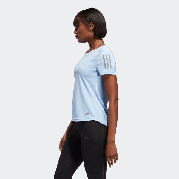 返品可 アディダス公式 ウェア トップス adidas オウン ザ ラン Tシャツ W|adidas|02