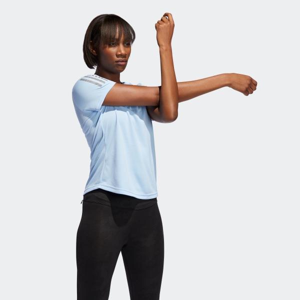 返品可 アディダス公式 ウェア トップス adidas オウン ザ ラン Tシャツ W|adidas|04