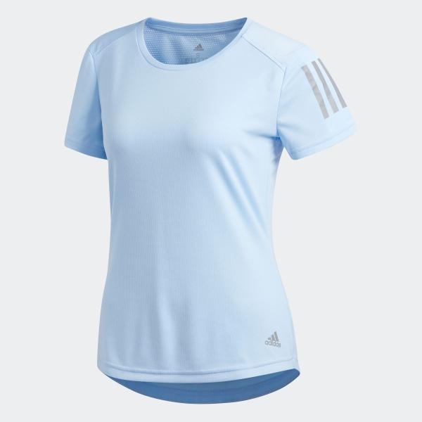 返品可 アディダス公式 ウェア トップス adidas オウン ザ ラン Tシャツ W|adidas|05