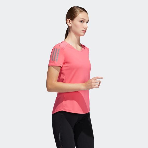 全品送料無料! 08/14 17:00〜08/22 16:59 返品可 アディダス公式 ウェア トップス adidas オウン ザ ラン Tシャツ W|adidas|04