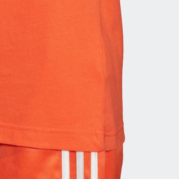 全品送料無料! 6/21 17:00〜6/27 16:59 セール価格 アディダス公式 ウェア トップス adidas トレフォイルTシャツ / TREFOIL TEE アディカラー/ adicolor adidas 09
