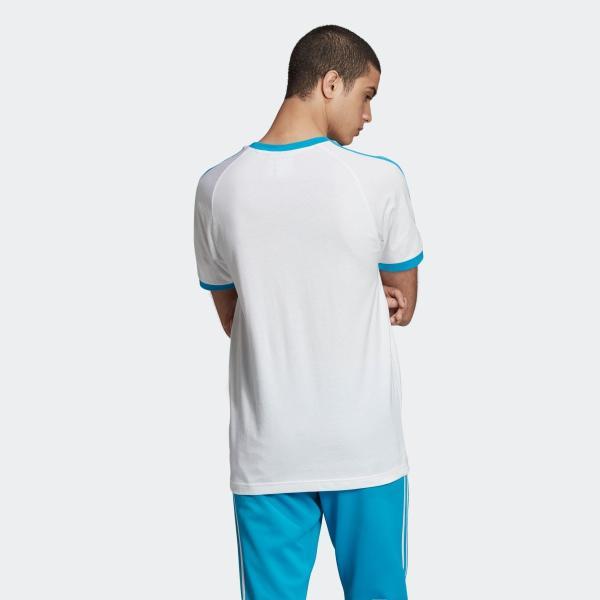 返品可 アディダス公式 ウェア トップス adidas 3 STRIPES TEE|adidas|03