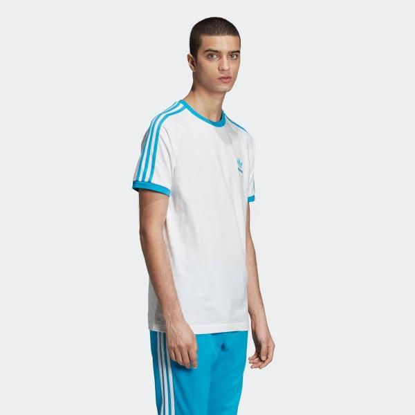 返品可 アディダス公式 ウェア トップス adidas 3 STRIPES TEE|adidas|04