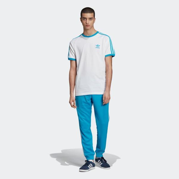 返品可 アディダス公式 ウェア トップス adidas 3 STRIPES TEE|adidas|05