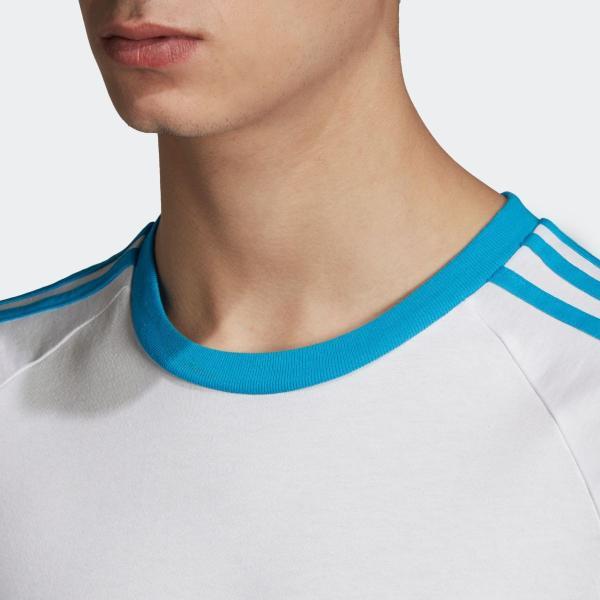 返品可 アディダス公式 ウェア トップス adidas 3 STRIPES TEE|adidas|08