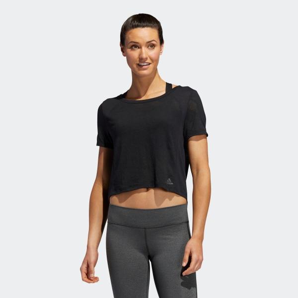 返品可 アディダス公式 ウェア トップス adidas W M4T バーンアウト Tシャツ adidas