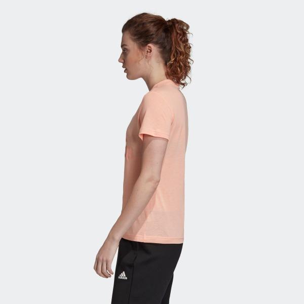 返品可 アディダス公式 ウェア トップス adidas W MH エンボス レギュラー Tシャツ adidas 02